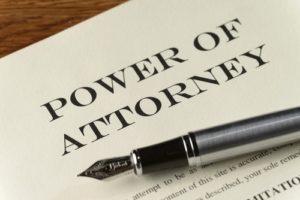 Power of Attorney for Real Estate Closing Harford County